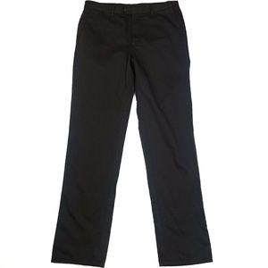 John Varvatos Linen Blend Flat Front Pants 34x34